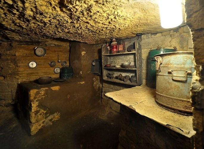 Theo ước tính, có hơn 1.000 lối vào mê cung bí ẩn dưới lòng thành phố Odessa.