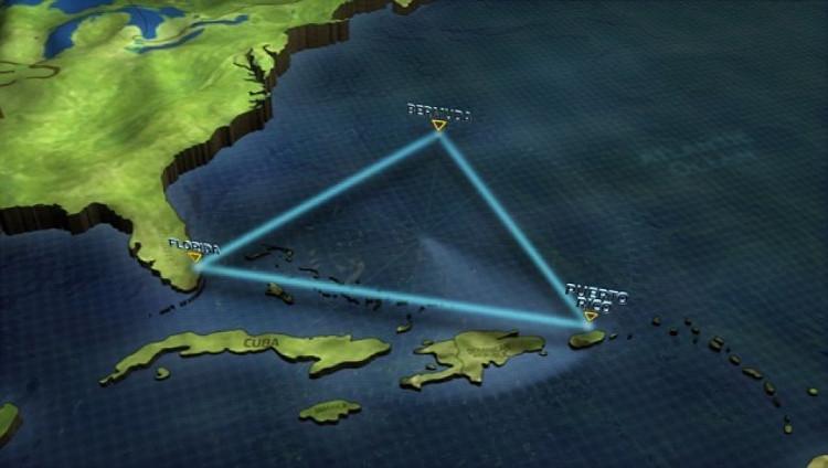 Kim tự tháp dưới đáy biển tam giác Bermuda luôn ẩn chứa vô vàn điều bí mật mà ta vẫn chưa khám phá ra hết.