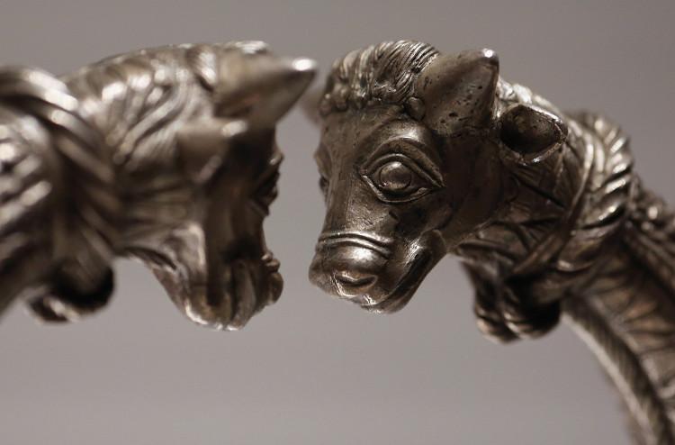 Chiếc nhẫn bạc Trichtingen được tìm thấy ở khu vực phía Tây Nam nước Đức.