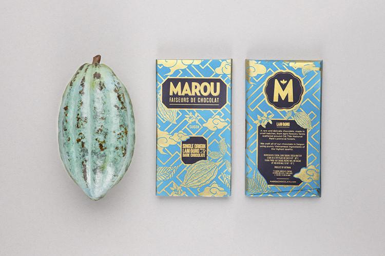 Chocolate Marou.