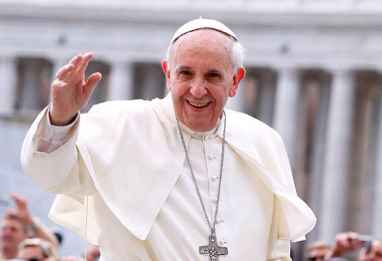Đức Giáo hoàng Francis, người đứng đầu thành Vatican.