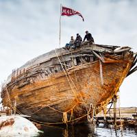 Tàu thám hiểm tái xuất sau 86 năm vùi dưới băng Bắc Cực