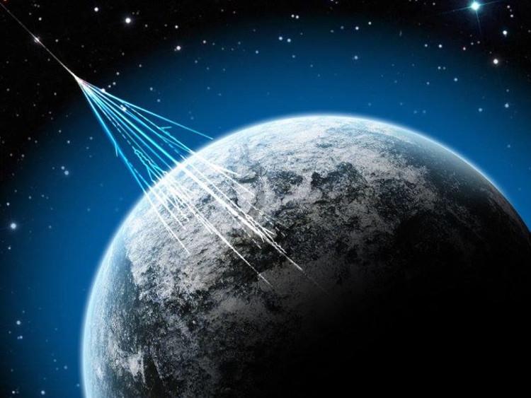 Tia vũ trụ có thể nuôi dưỡng sự sống trên Trái Đất cũng như các hành tinh khác.