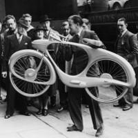Thiết kế xe đạp năm 1946 từng được cho là hiện thân của tương lai