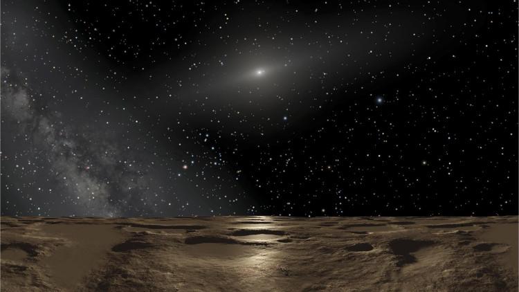Hành tinh lùn mới có tên gọi là 2014 UZ224