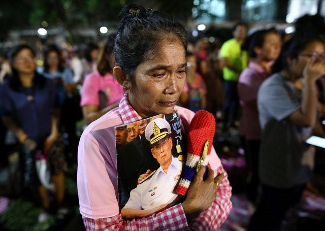 Tang lễ của người Thái có thể lên tới hàng tuần, hàng tháng.