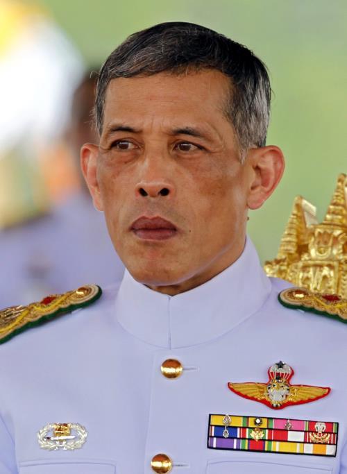 Thái tử Maha Vajiralongkorn - người sẽ kế vị ngôi vua Thái Lan.