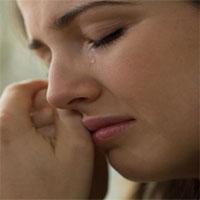 Càng khóc nhiều càng là người mạnh mẽ