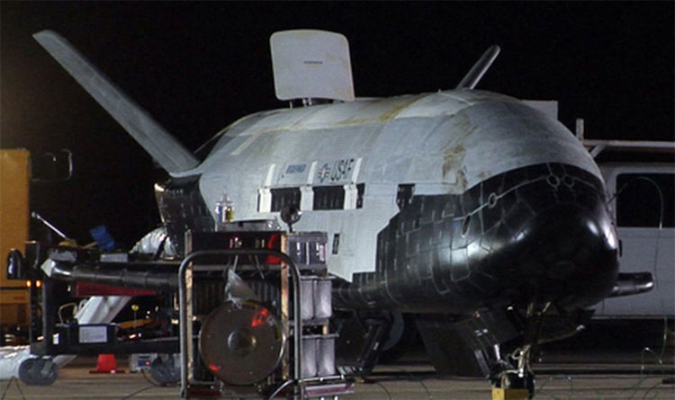 Máy bay X-37B đã trải qua 500 ngày trên quỹ đạo.