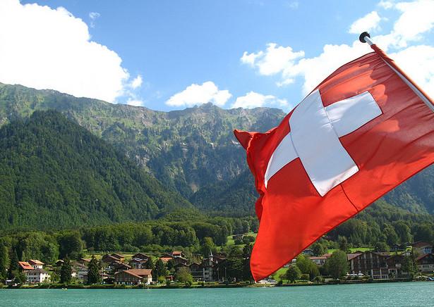 Thụy Sĩ là một trong hai nước duy nhất có cờ hình vuông