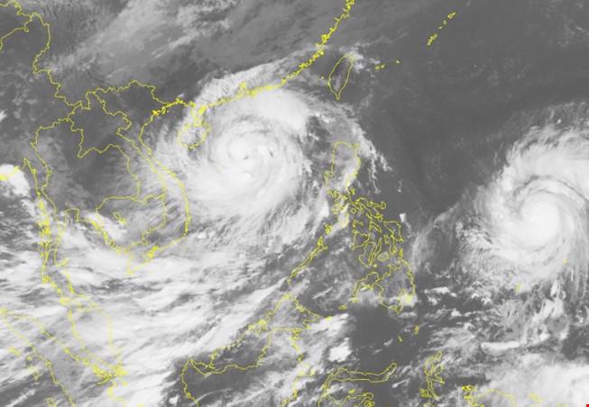 Bão số 7 có sức mạnh tàn phá tương đương với bão Hải Yến vào năm 2012.