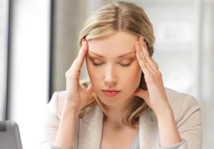Nhức đầu thường do nguyên nhân khác nhau.