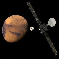Tàu thăm dò Schiaparelli bắt đầu quá trình đáp xuống Sao Hỏa