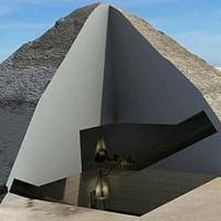 Hai khoang rỗng chưa thể lý giải trong Đại kim tự tháp Ai Cập
