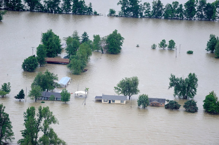 Một tỉ lệ lớn các ca tử vong do lũ lụt trên thế giới xảy ra với những người ngồi trong xe ô tô, khi người lái xe cố gắng điều khiển chiếc xe qua dòng nước lũ.
