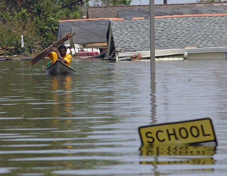 Kể từ năm 1900, lũ lụt đã giết chết 10.000 người chỉ tính riêng tại Mỹ.