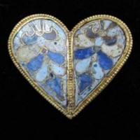 Trái tim bằng vàng nghìn tuổi nghi của hoàng hậu Bulgaria