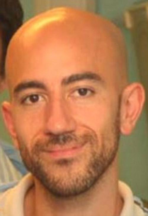 Chân dung nhà khoa học trẻ Damian Bowen, 32 tuổi.