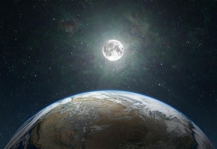 """Khu vực đen trong ảnh trên là """"không gian"""""""