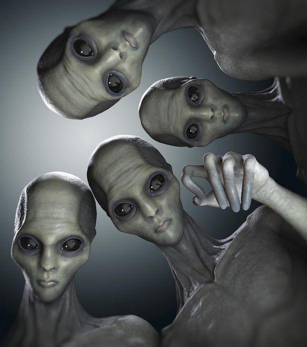 Người ngoài hành tinh có thể tồn tại ở bất cứ nơi nào.