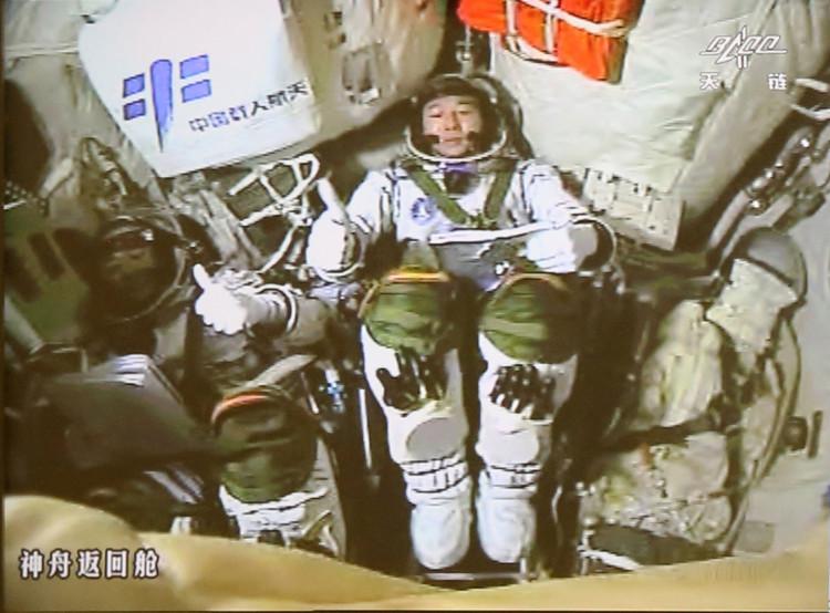 Phi hành gia Trung Quốc bắt đầu nhiệm vụ trên Trạm vũ trụ Thiên Cung 2.