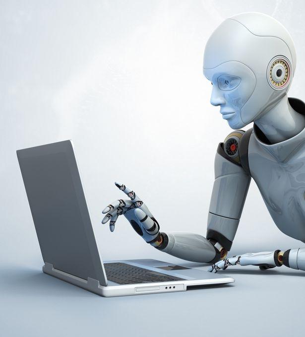 Trong tương lai, các robot sẽ thay thế nhiều công việc của các nhà báo.