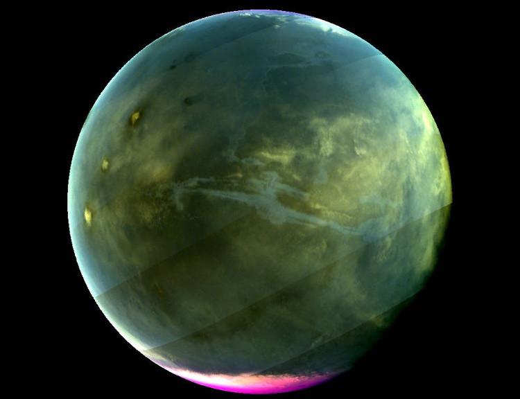 Ngày 3/10, MAVEN đã hoàn thành việc quan sát khoa học trong một năm trên sao Hỏa
