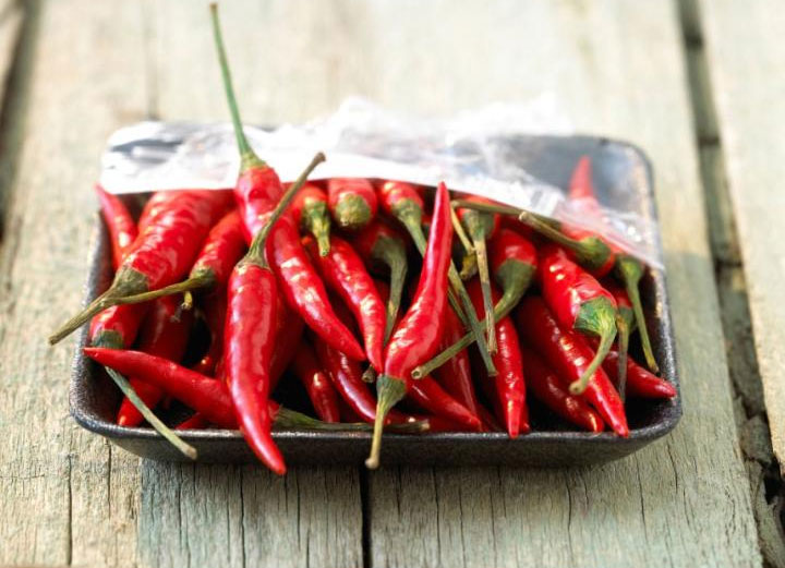 Ớt cayenne pepper