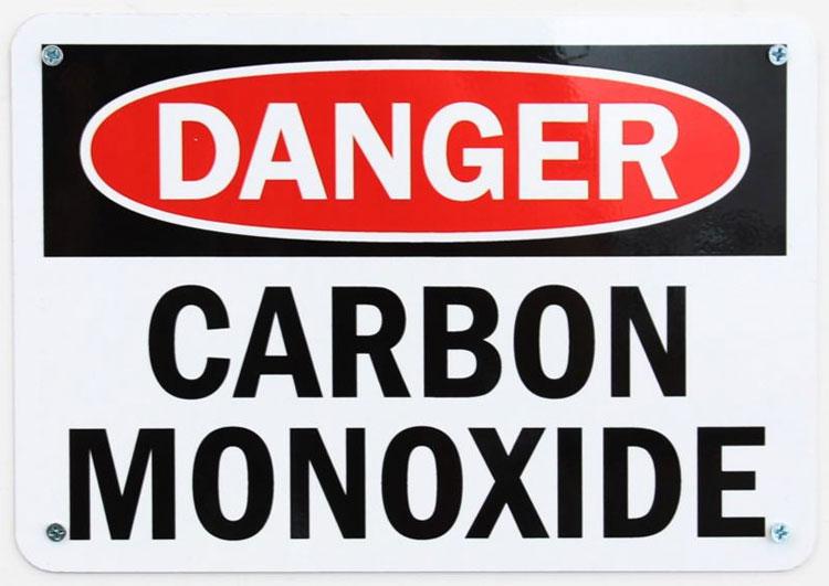 Sự rò rỉ khí Carbon monoxide do hệ thống sưởi và các thiết bị điều hóa khí bị lỗi là một nguyên nhân rất thực tế có thể khiến bạn chết mà hoàn toàn không biết mình đang chết