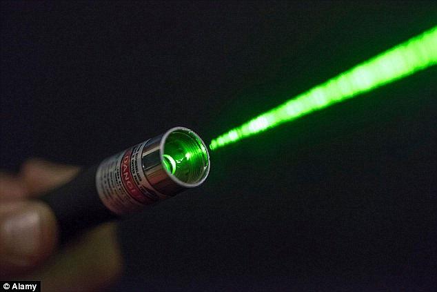 Đèn laser mới là thứ mà các bậc cha mẹ cần cảnh giác.