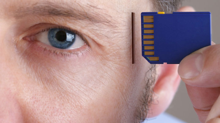Chip cấy vào bộ não có thể tăng cường trí nhớ và nâng cao trí thông minh trong tương lai.