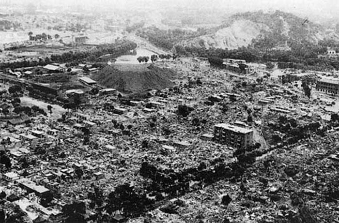 Đường Sơn đại địa chấn (tức: trận động đất lớn ở Đường Sơn, Trung Quốc) hôm 28/7/1976 là nguyên nhân gây nên cái chết của 240.000 người
