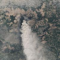 Núi lửa chặn đứng trận động đất lớn xảy ra ở Nhật Bản