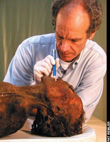 """Người đàn ông vô danh E"""" là một thành viên của hoàng tộc bị thất sủng ở thời điểm pharaoh Ramses III qua đời."""
