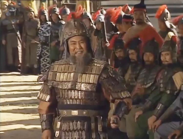 Hoàng Cái, một đại tướng quân của Đông Ngô, một lão tướng vào sinh ra tử từ thời Tôn Kiên sáng lập nên triều đại này.