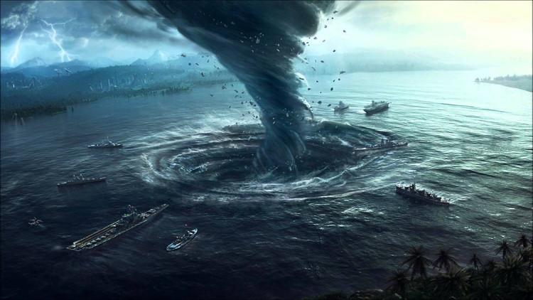 Nhiều máy bay, tàu thuyền biến mất khi đi qua vùng Tam giác quỷ Bermuda.