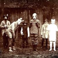 Ảnh cực hiếm: Lễ hội Halloween những năm 1900 - 1920