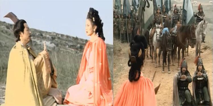 Sau khi nghe Lưu Bị bày tỏ nỗi lòng và sự thực cuộc mai mối này, Tôn phu nhân đã quyết ra mặt cứu chồng.