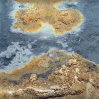 Vùng hồ nằm dưới đại dương mang độc tố chết người
