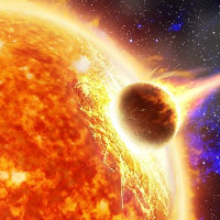 Nếu sao chổi từng hủy diệt khủng long va vào Mặt trời, chuyện gì sẽ xảy ra?
