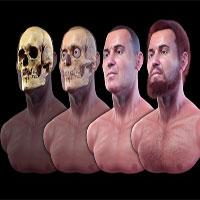 """Công nghệ 3D hé lộ gương mặt """"ma cà rồng 900"""" tuổi"""