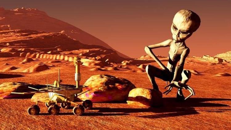 Bức xạ sao Hỏa đa dạng sẽ kích thích tạo ra những màu da mới.