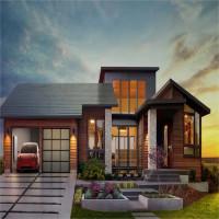 Elon Musk giới thiệu mái ngói pin năng lượng mặt trời cực đẹp và hữu ích