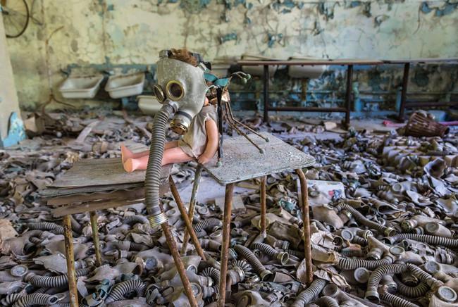Thị trấn Pripyat, Ukraina