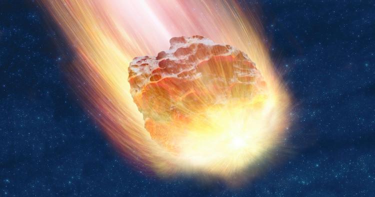 Thiên thạch đường kính 25m được hệ thống cảnh báo sớm Scout của NASA phát hiện.