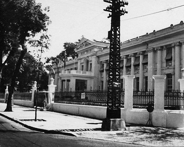 Dinh Gia Long (nay là Bảo tàng TP HCM).