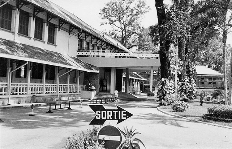 CLB Thể thao Sài Gòn (nay là Cung văn hóa Lao động TP HCM).