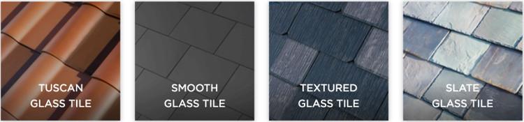 4 loại gạch ngói khác nhau, không hề thiếu sự lựa chọn cho bạn.