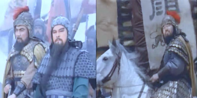 Quan Vũ ra trận 1 đao chém chết Nhan Lương giữa chốn đông người.