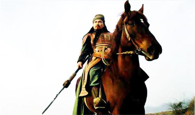 """Quan Vũ được mệnh danh là """"võ thánh"""" trong lịch sử Trung Hoa."""
